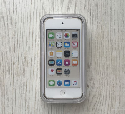 Плеер Apple iPod touch 6 128Gb Gold