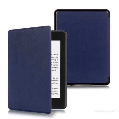 Чехол premium для Amazon Kindle Paperwhite 2018 Navy